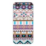 Jazz azteca del verano iPhone 5 carcasa