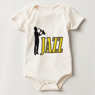 Jazz Baby Bodysuit