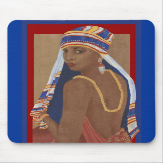Jazz Baby Mouse Pad