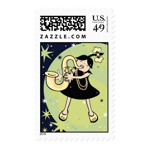 jazz baby stamps