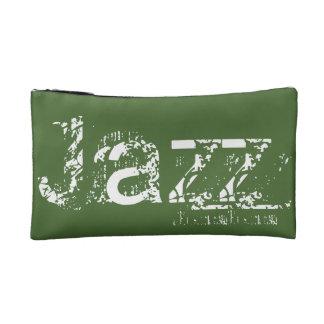 Jazz band cosmetics case cosmetics bags