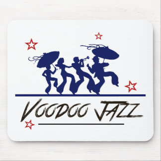 Jazz band new Orleans Mouse Pad
