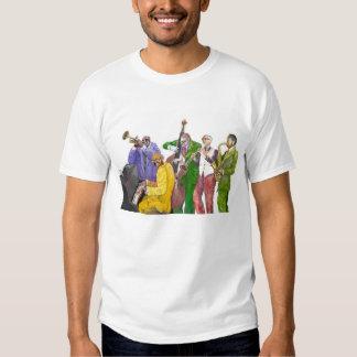 """Jazz band"" T Shirt"