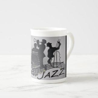 Jazz Band Tea Cup