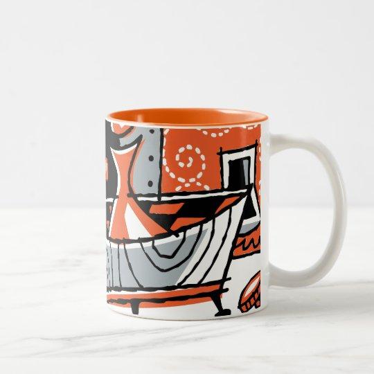 Jazz Barbeque Mug