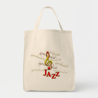 Jazz Bolsa Tela Para La Compra