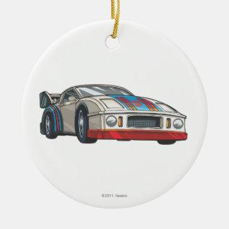 Jazz Car Mode Ceramic Ornament