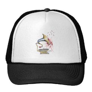 jazz cat music, tony fernandes trucker hat