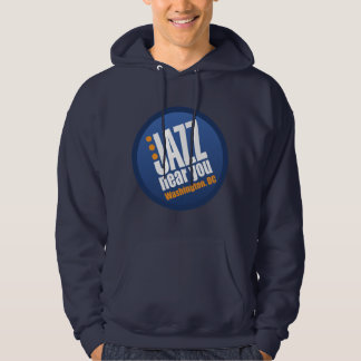 Jazz cerca de usted ropa de DC Sudadera