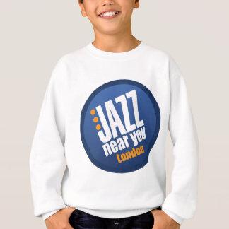 Jazz cerca de usted ropa de Londres Sudadera