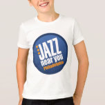 Jazz cerca de usted ropa de Philadelphia Playera