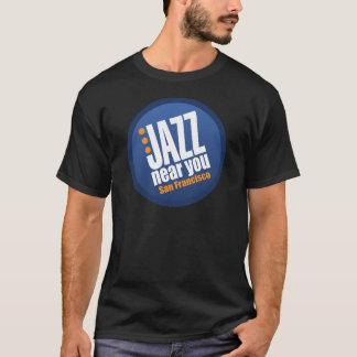 Jazz cerca de usted ropa de San Francisco Playera