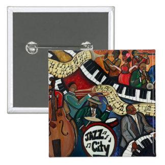 Jazz City Button