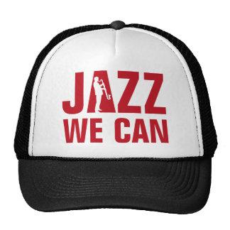 Jazz Clarinet more player Trucker Hat
