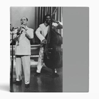 Jazz Club Binder