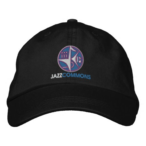 Jazz Commons Embroidered Hat