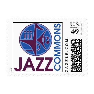 Jazz Commons Stamp
