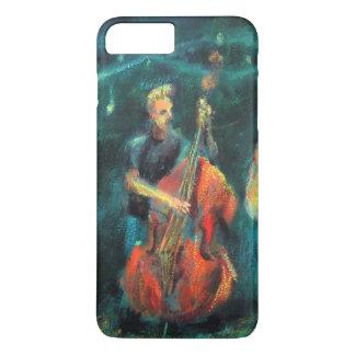 Jazz concert AT night iPhone 7 Plus Case