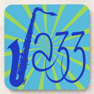 Jazz Beverage Coaster