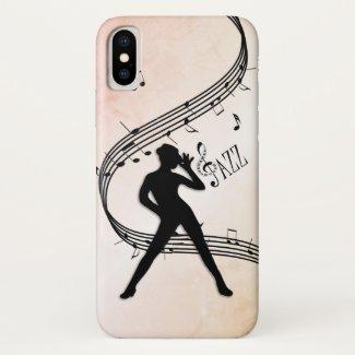 Jazz Dance Case-Mate iPhone Case