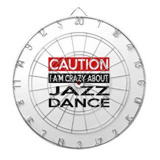 JAZZ DANCE CRAZY DESIGNS DARTBOARDS
