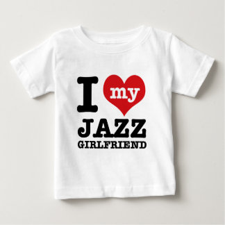 Jazz dance Girlfriend designs Baby T-Shirt