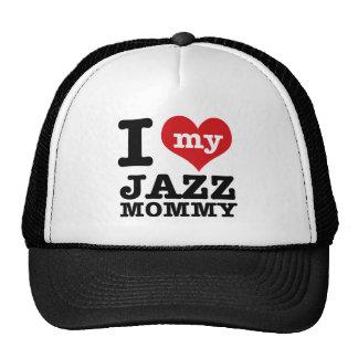 Jazz dance Mom designs Trucker Hat