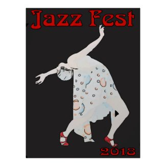 Jazz Dancer 2018 Poster