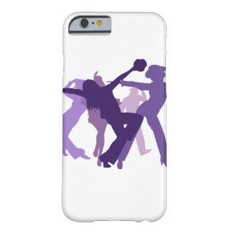 Jazz Dancers Illustration Barely There iPhone 6 Case