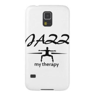 Jazz Dancing designs Case For Galaxy S5
