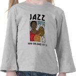 Jazz de New Orleans Camiseta
