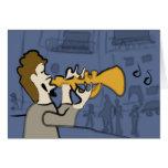 Jazz de New Orleans Felicitaciones