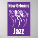Jazz de New Orleans Impresiones