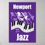 Jazz de Newport Posters