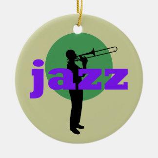 Jazz Adorno Redondo De Cerámica