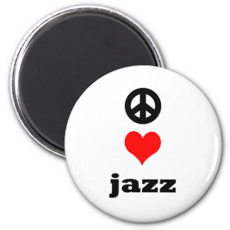 jazz del amor de la paz iman