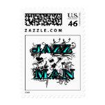 Jazz del hombre del jazz