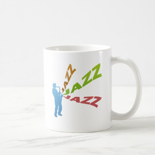 JAZZ DEL JAZZ DEL JAZZ TAZA DE CAFÉ