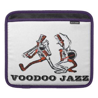 Jazz del vudú por M Sani para la manga del iPad Manga De iPad