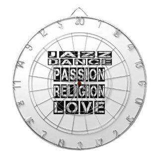 Jazz Designs Dartboard With Darts