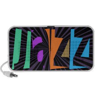 Jazz Doodle Speaker