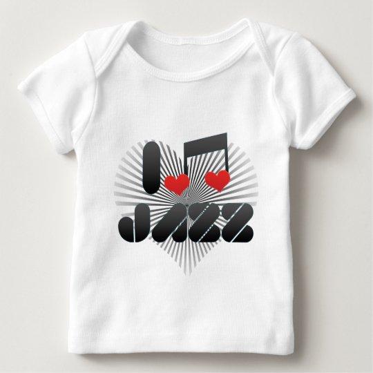 Jazz fan baby T-Shirt