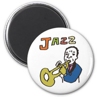 Jazz father magnet