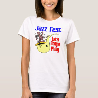 Jazz Fest Boogie Philly T-Shirt