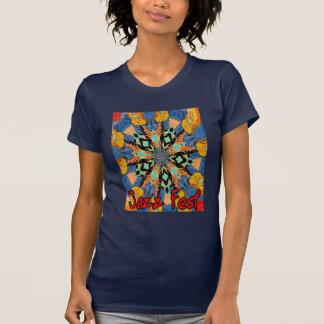 Jazz Fest Guitars 2 T-Shirt