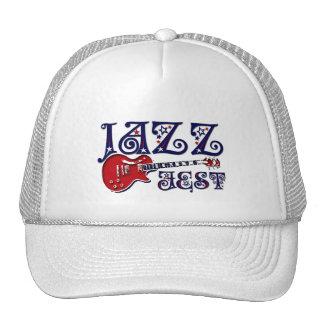 JAZZ FEST TRUCKER HAT