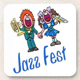 Jazz Fest Kids Drink Coasters