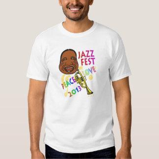 Jazz Fest  Satchmo 2013 T-Shirt