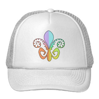 Jazz Fleur de lis Trucker Hat