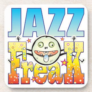 Jazz Freaky Freak Beverage Coasters